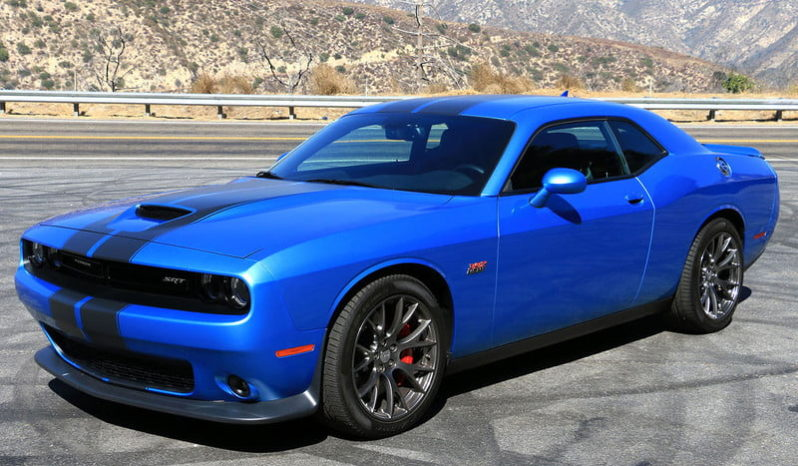 how much to lease a challenger